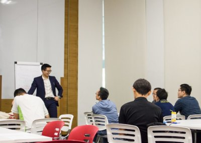 Sharing session at Lifelong Learning Institute Singapore on the art of value investing.